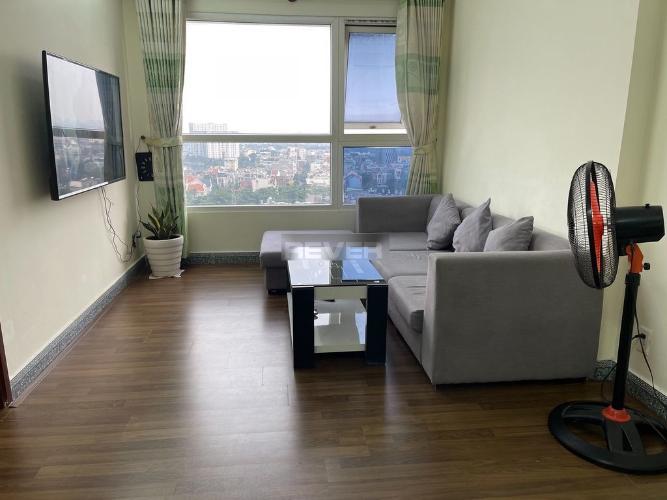 Căn hộ Phú Gia Hưng Apartment tầng trung, đầy đủ nội thất.