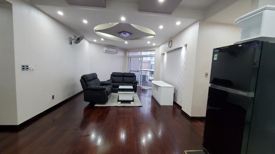 Căn hộ Green View đầy đủ nội thất, view nội khu.