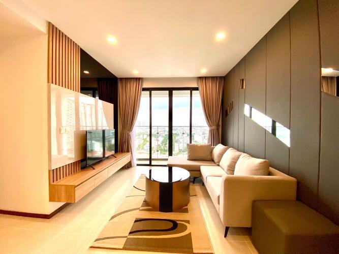 Căn hộ One Verandah tầng cao thoáng mát, đầy đủ nội thất.
