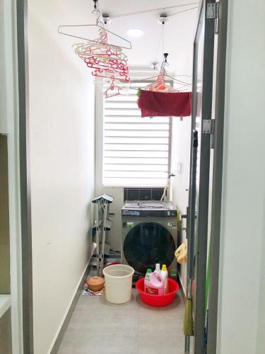 Lô gia Masteri Millennium Quận 4 Căn hộ tầng cao Masteri Millennium nội thất hiện đại, view Q1.