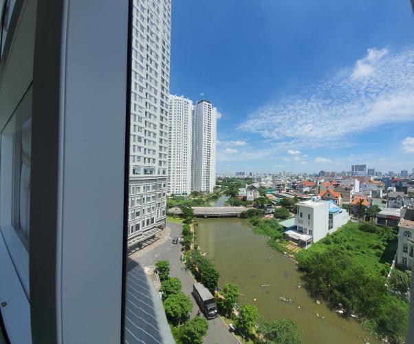 View căn hộ Sunshine City Sài Gòn, Quận 7 Căn hộ Sunshine City Saigon hướng Đông, view thành phố thoáng mát.