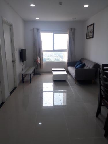 Căn hộ Dragon Hill Residence And Suite tầng 11, đầy đủ nội thất.
