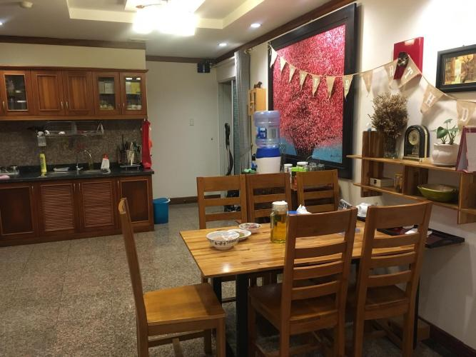 Phòng bếp Hoàng Anh River View, Quận 2 Căn hộ Hoàng Anh River View hướng Đông Nam, đầy đủ nội thất.