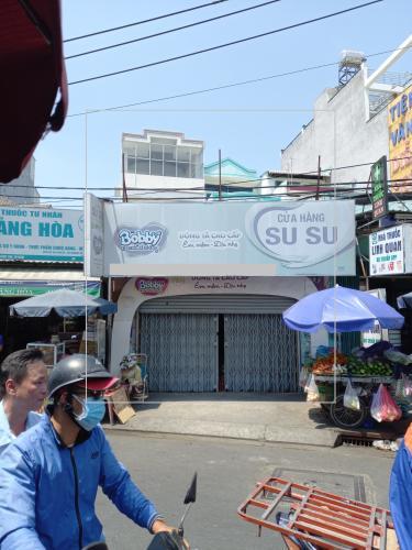 Nhà phố hướng Đông Bắc, mặt tiền đường buôn bán kinh doanh.
