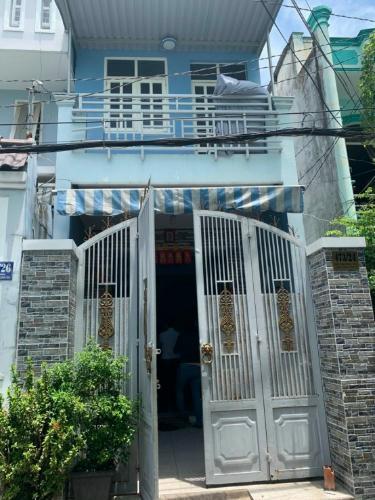 Nhà phố Quận Bình Tân hướng Đông mát mẻ, bàn giao không nội thất.