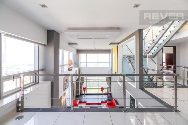 066e9889e8370e695726 Bán hoặc cho thuê penthouse Petroland Tower 3PN, diện tích 350m2, nội thất cơ bản, view thành phố