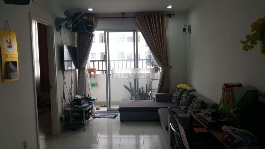 Căn hộ 4S Riverside Linh Đông tầng 4, view nội khu yên tĩnh.