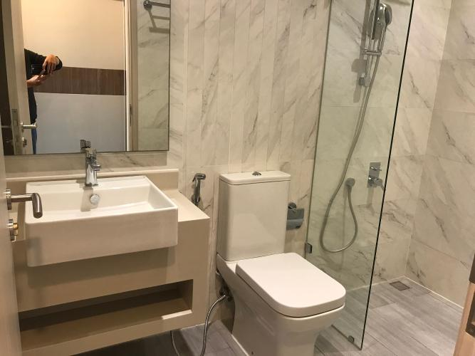 Phòng tắm căn hộ Phú Mỹ Hưng Midtown Căn hộ tầng cao Phú Mỹ Hưng Midtown, nội thất cao cấp đầy đủ.
