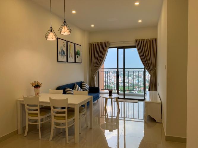 Căn hộ tầng cao có 2 phòng ngủ The Sun Avenue view thành phố tuyệt đẹp.