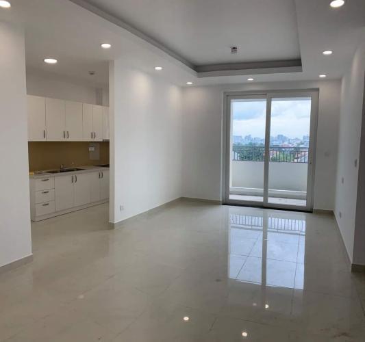 phòng khách căn hộ sài gòn mia Bán căn hộ Saigon Mia thiết kế hiện đại, nội thất cơ bản.