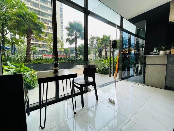 Shop-house Jamila Khang Điền bàn giao nội thất cơ bản, view nội khu.