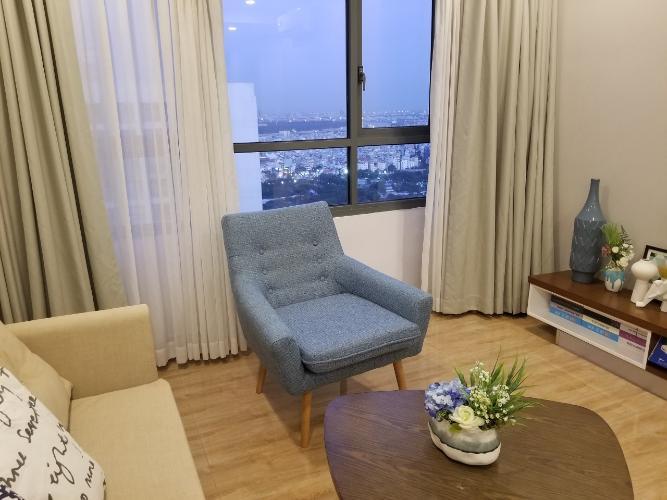 Căn hộ tầng 33 The Gold View nội thất đầy đủ