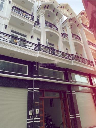 Nhà phố phong cách Châu Âu diện tích 4m x14m đường Nguyễn Sỹ Sách, Tân Bình