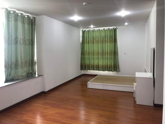 Phòng ngủ Chánh Hưng Giai Việt, Quận 8 Căn hộ Chánh Hưng Giai Việt tầng trung, nội thất đầy đủ.