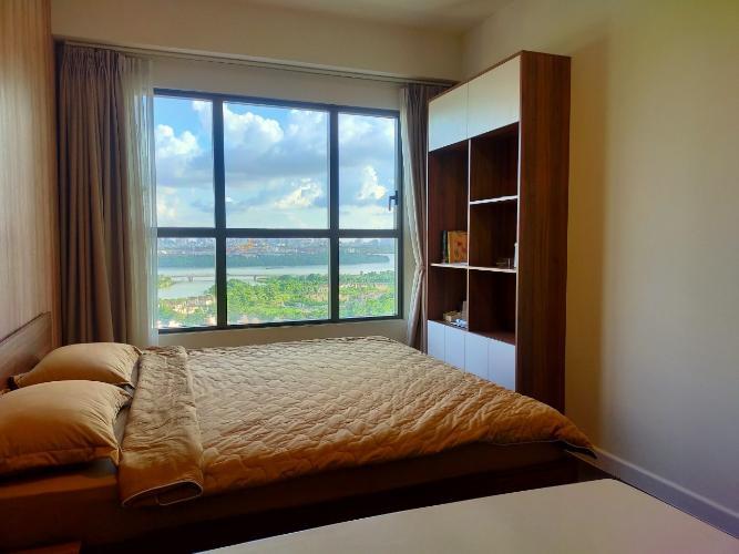Căn hộ tầng cao The Sun Avenue, view sông và hồ bơi nội khu, nội thất đầy đủ