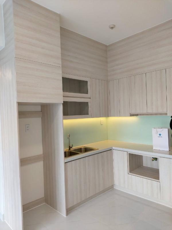 Phòng bếp Safira Khang Điền, Quận 9 Căn hộ Safira Khang Điền hướng Nam, không nội thất.