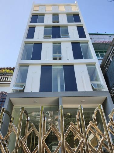 Văn phòng Đường Vũ Ngọc Phan Quận Bình Thạnh diện tích sử dụng 111m2.