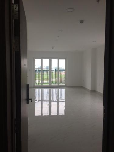 Phòng khách Richmond City, Bình Thạnh Căn hộ Officetel đầy đủ nội thất, ban công thoáng mát.