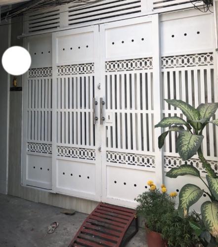 Nhà phố hẻm rộng 3m an ninh, kết cấu 1 trệt 2 lầu, Khu dân cư hiện hữu.