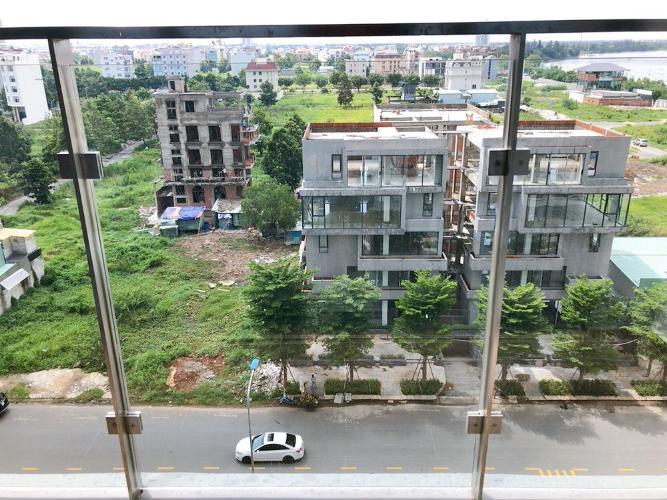 View từ căn hộ One Verandah Bán căn hộ đã bàn giao One Verandah view sông và hướng Quận 7.
