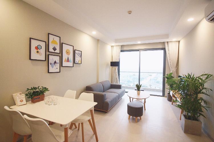 Bán căn hộ The Gold View 2PN, tầng cao, đầy đủ nội thất, view thành phố