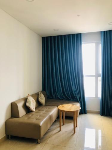 Phòng khách căn hộ The Golden Star, Quận 7 Căn hộ The Golden Star cửa chính hướng Đông, nội thất đầy đủ.