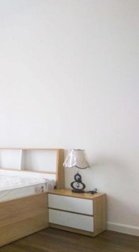 Phòng ngủ căn hộ Estella Heights, Quận 2 Căn hộ Estella Heights view thành phố, ban công hướng Đông Nam.