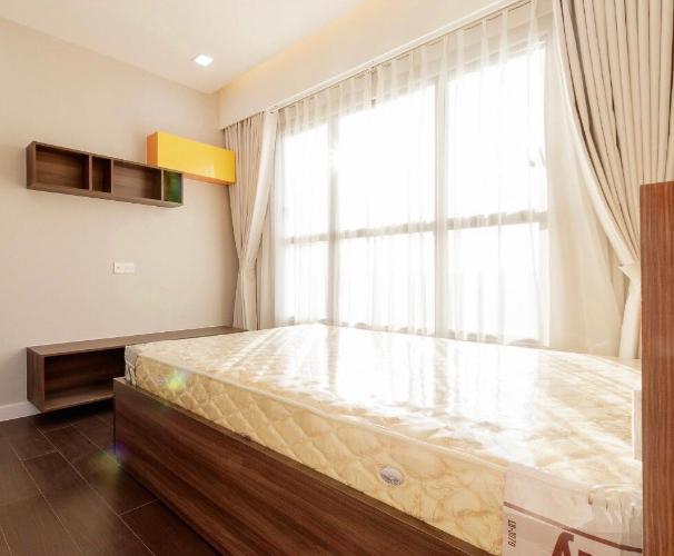 phòng ngủ căn hộ The Sun Căn hộ The Sun Avenue tầng cao, đầy đủ nội thất, ban công thoáng mát.