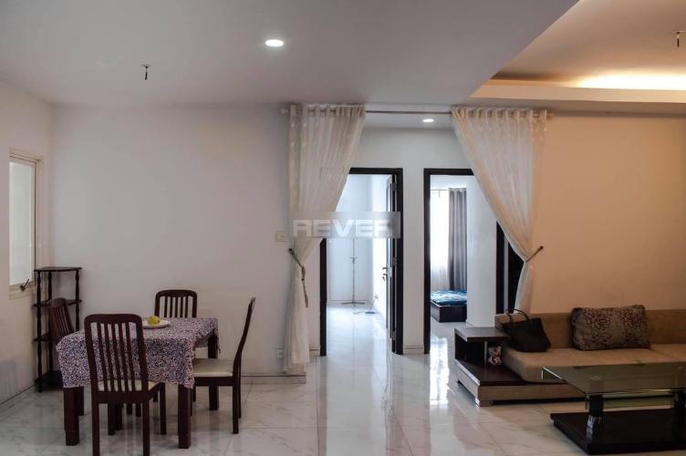 Căn hộ An Phú Apartment đầy đủ nội thất, hướng Đông Nam.