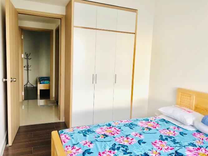 phòng ngủ căn hộ  1+1 phòng ngủ the sun avenue Căn hộ The Sun Avenue đón view nội khu, nội thất đầy đủ.