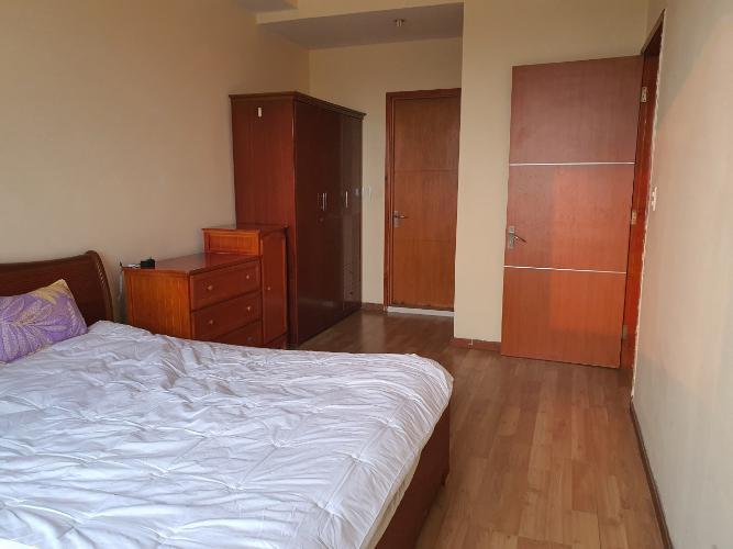 Phòng ngủ V-Star, Quận 7 Căn hộ V-Star view sông, đầy đủ nội thất.