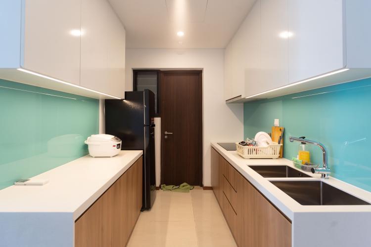 Bếp One Verandah Quận 2 Căn hộ One Verandah tầng trung, nội thất hoàn thiện.