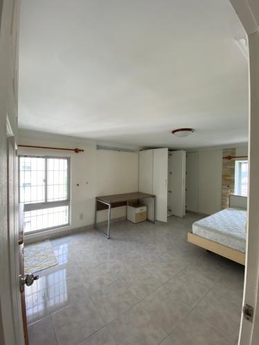 phòng ngủ căn hộ Sky Garden 1 Căn hộ Duplex Sky Garden tầng trung, đầy đủ nội thất tiện nghi.