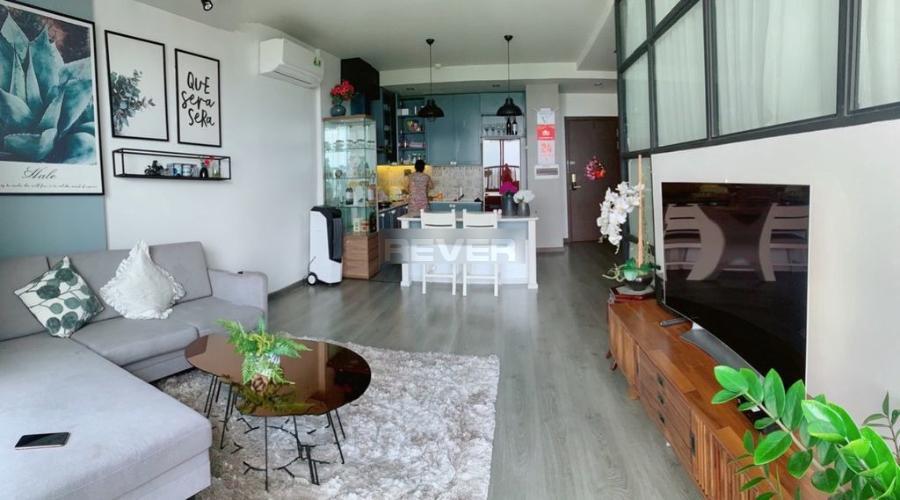 Phòng bếp căn hộ Orchard ParkView Căn hộ Orchard Parkview hướng Đông Nam, view nội khu hồ bơi.