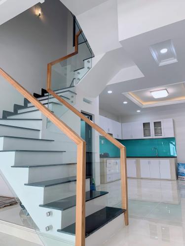 Phòng bếp nhà phố Quận Tân Phú Nhà phố Q.Tân Phú hướng Tây diện tích sử dụng 172.8m2, đầy đủ nội thất.
