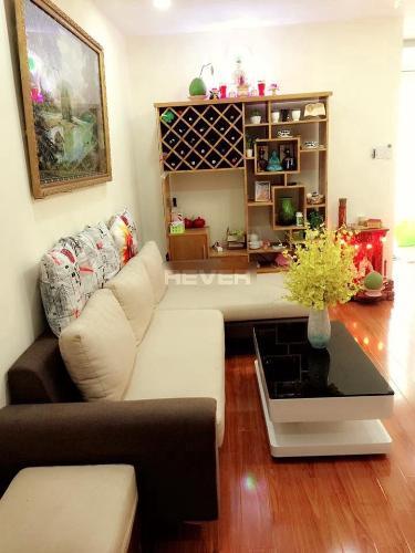 Căn hộ 8X Đầm Sen tầng 9 view thoáng mát, nội thất đầy đủ.