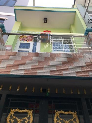 Nhà phố cách đường Huỳnh Tấn Phát 50m diện tích 56m2, hàng xóm thân thiện.