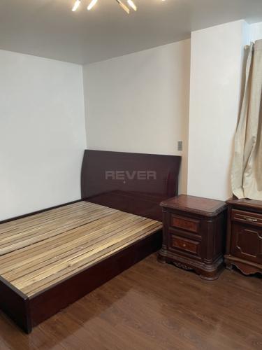 Phòng ngủ chung cư Thế Hệ Mới, Quận 1 Căn hộ chung cư Thế Hệ Mới đầy đủ nội thất, hướng Đông Nam.