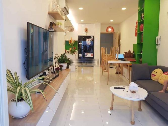 Căn hộ Riva Park đầy đủ nội thất, view thành phố.