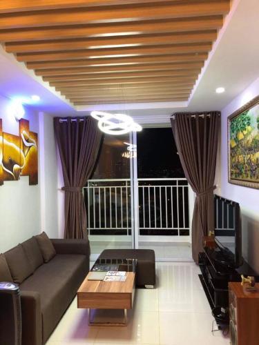 Căn hộ Melody Residences tầng cao view nội khu, nội thất đầy đủ.