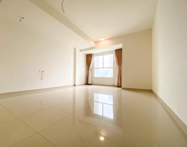 Officetel Sunrise Cityview tầng 5 nội thất cơ bản, view thoáng mát.