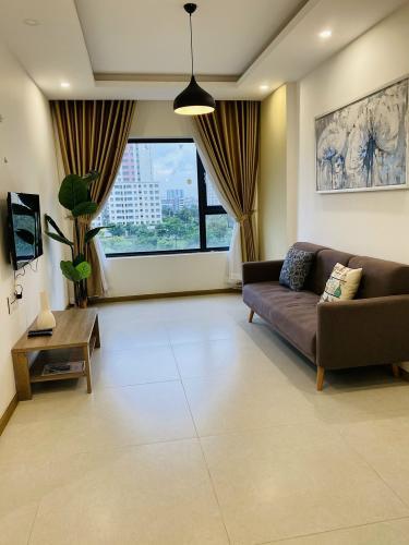 Căn hộ tầng 06 New City Thủ Thiêm bàn giao nội thất đầy đủ