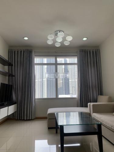 Phòng khách Saigon Pearl Quận Bình Thạnh Căn hộ tầng 10 Saigon Pearl 2 phòng ngủ, đầy đủ nội thất.
