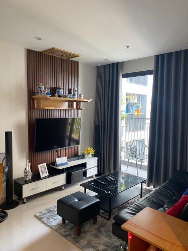 Căn hộ 2 phòng ngủ Vinhomes Grand Park, nội thất đầy đủ tiện nghi.