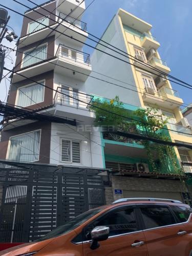 Nhà phố diện tích 62m2 kết cấu 4 tầng, ngay công viên Lê Thị Riêng.