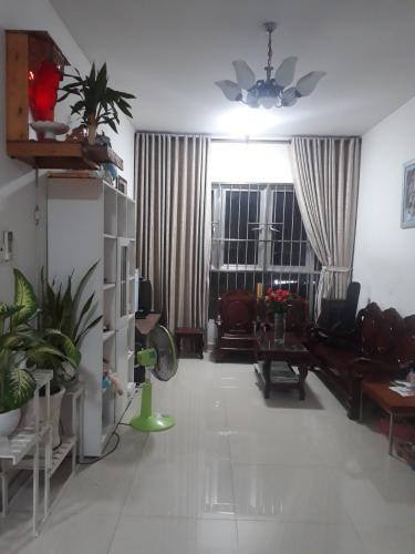 Căn hộ Celadon City gồm 2 phòng ngủ, đầy đủ nội thất hiện đại.