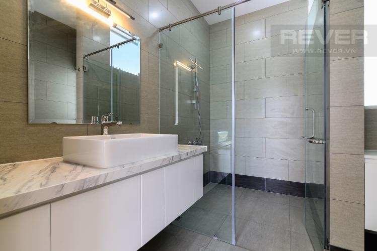 Phòng Tắm 1 Cho thuê căn hộ Thủ Thiêm Lakeview 3PN, tầng trung, diện tích 102m2, view Landmark 81