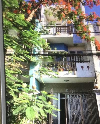Nhà phố khu dân cư Bình Hưng, thuận tiện mở văn phòng