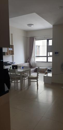 Căn hộ Masteri Thảo Điền tầng cao, view nội khu, đầy đủ nội thất.