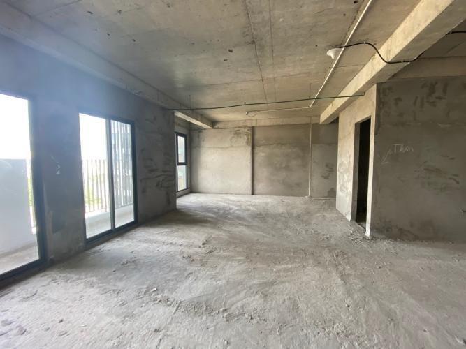 Nhà thô Lavida+ Office-tel Lavida Plus tầng thấp, ban công thông thoáng.
